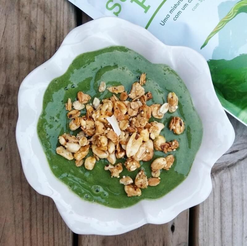 Batido Verde Proteico