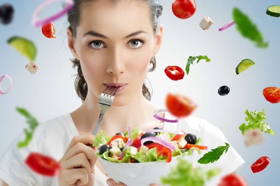 Come fare una dieta detox senza morire di fame
