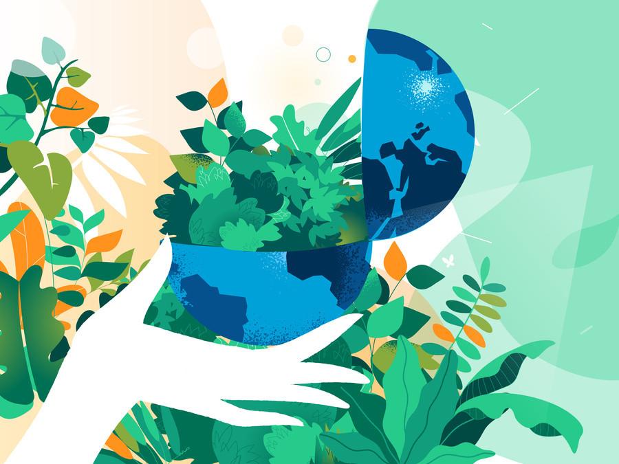 13 coisas que podes fazer para um planeta mais sustentável