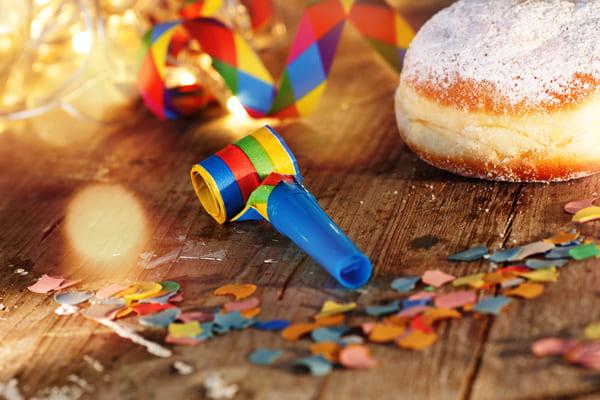 Dulces de carnaval: 5 consejos para recetas ligeras, sin gluten y veganas
