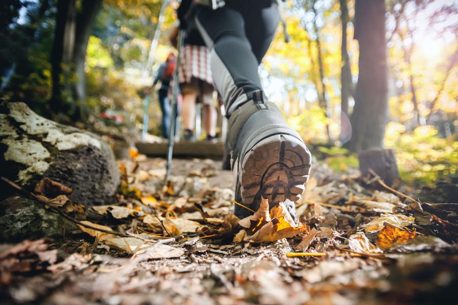 Perché dovresti goderti l'aria aperta in giardino, in montagna o in collina
