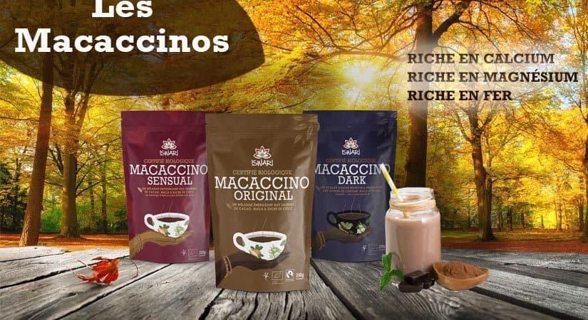 « Original », « Dark », « Sensual », à chacun son Macaccino !