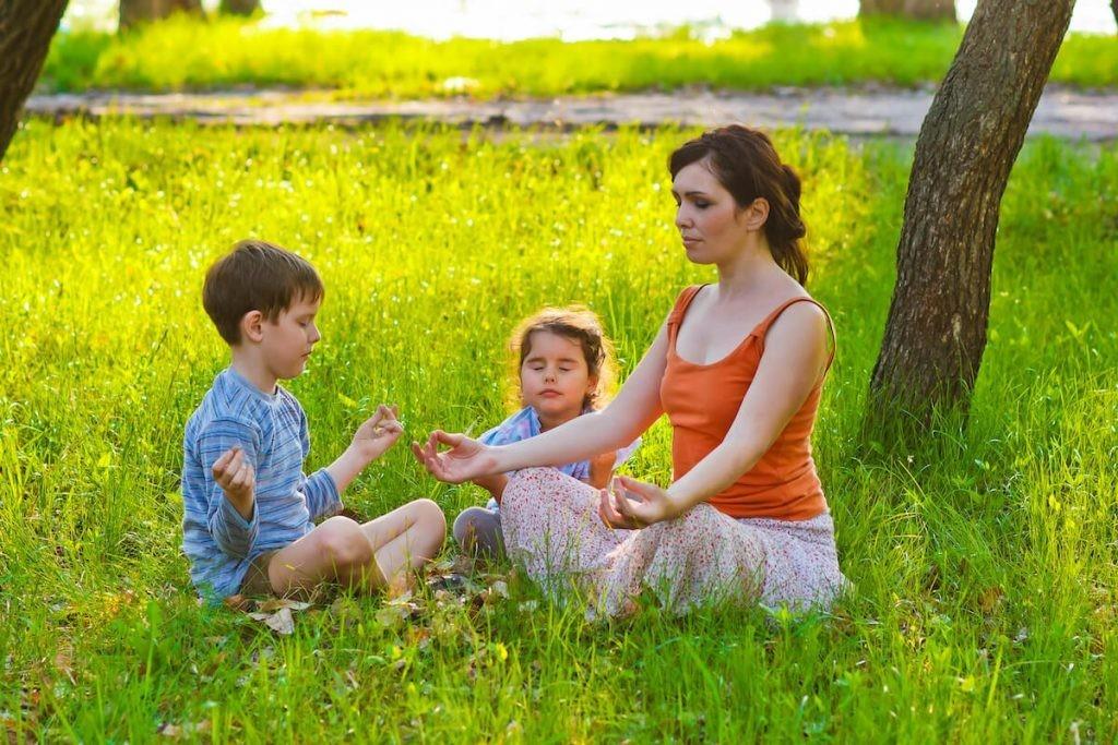 Meditación Para Niños: Los Beneficios Para Su Crecimiento