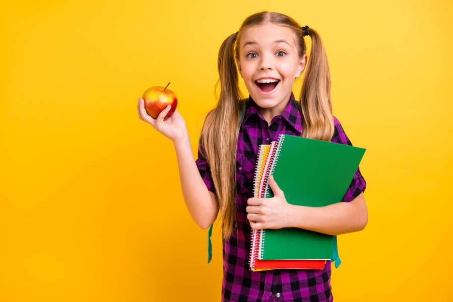 Los niños vuelven al cole: ¿cómo cambia su dieta?