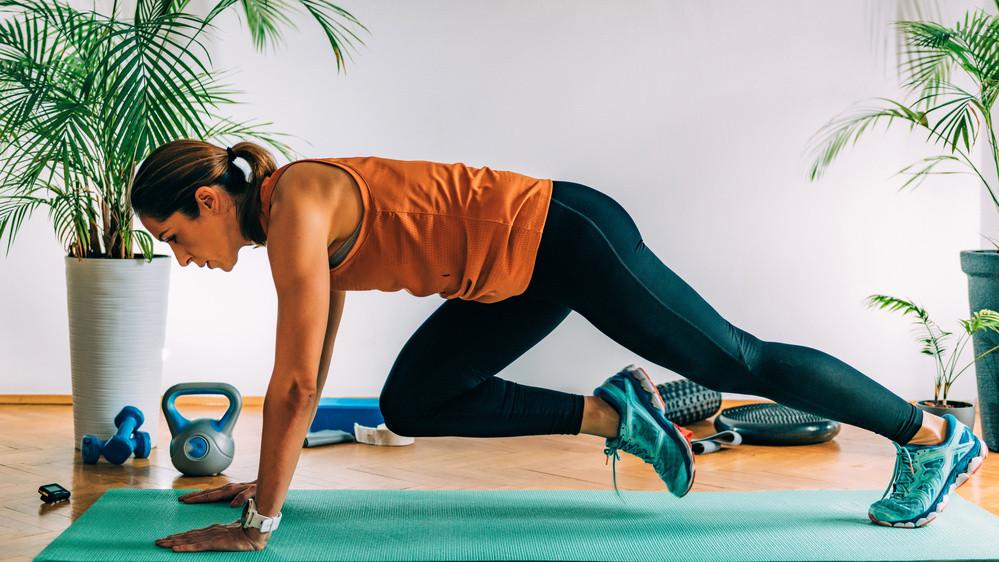 Core training e allenamento dinamico della mobilità da fare ovunque