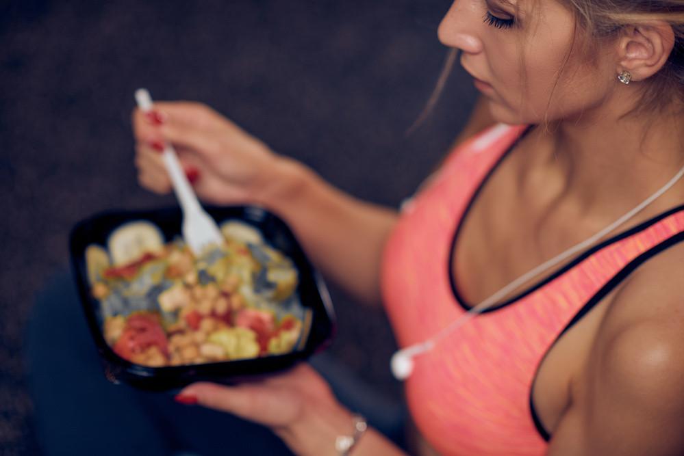 Porque deves dar importância à refeição pré-treino