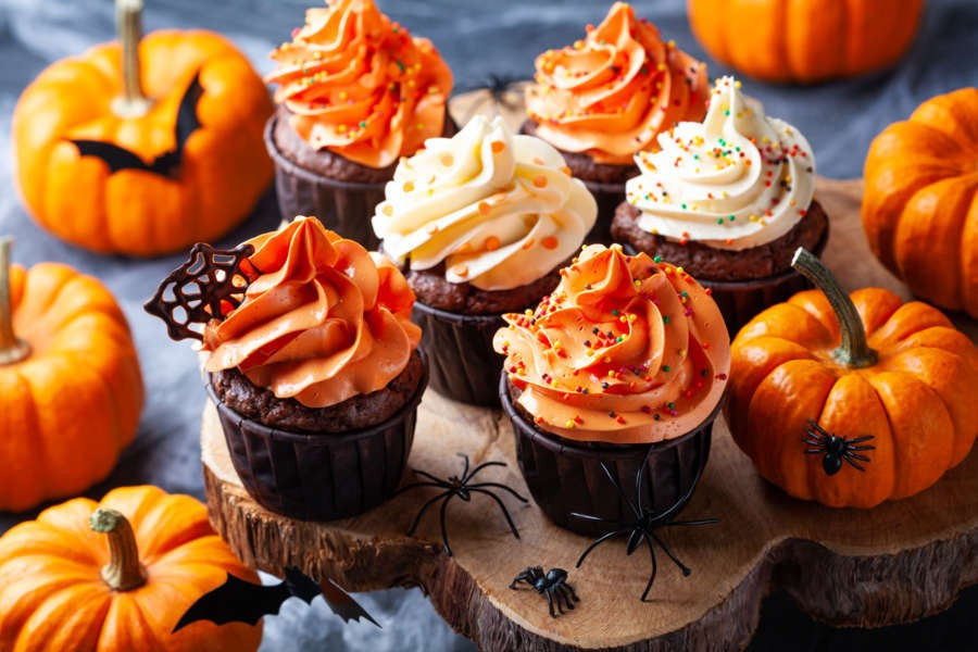 5 ideias para doces de Halloween