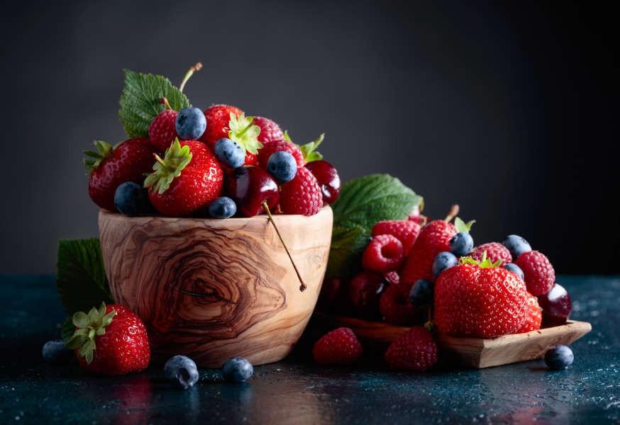 Os 5 frutos vermelhos mais saudáveis que pode comer
