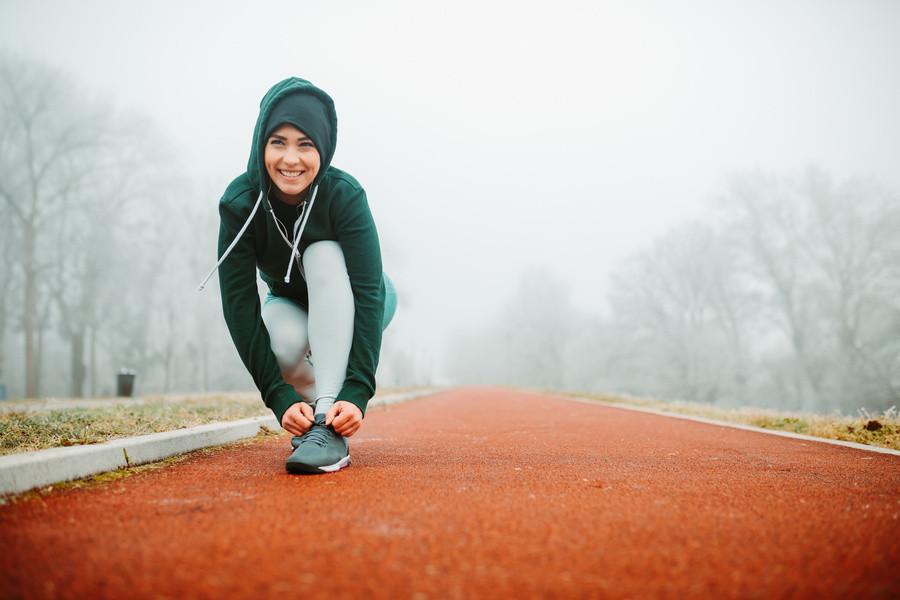Perché allenarsi col freddo può far bene alla tua salute