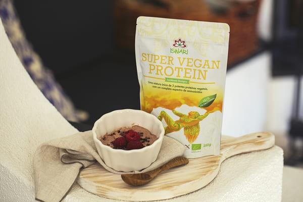 Bowl Proteica De Manteiga De Amendoim