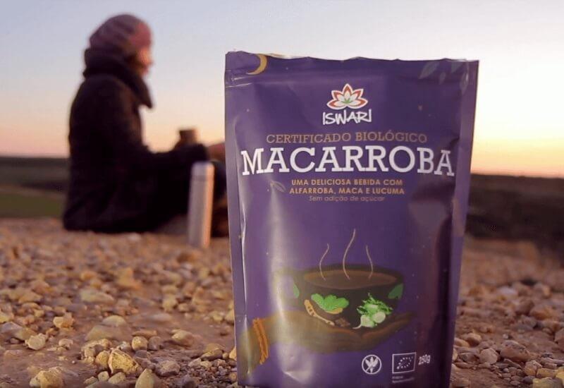 Bebida Vegetal de Macarroba