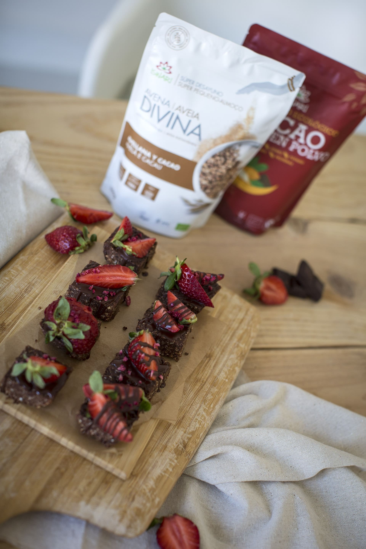 Brownies di Notella