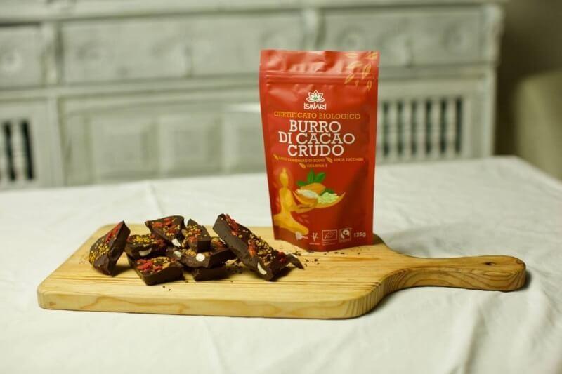 Cioccolato Sano Fatto In Casa