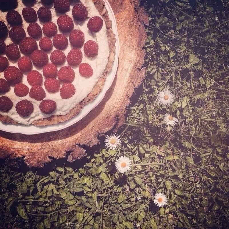 Cheesecake de Matcha