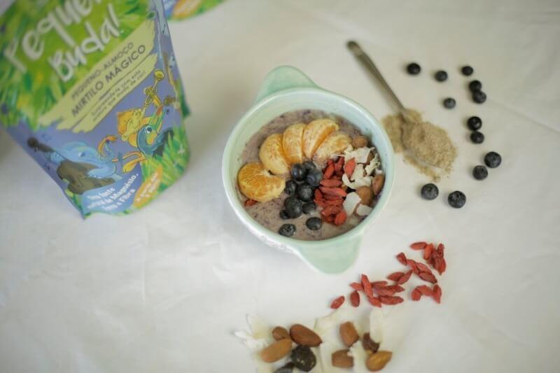 Little Buddha Blueberry Bowl