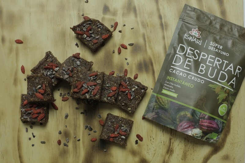 Brownie Despertar de Buda Cacao