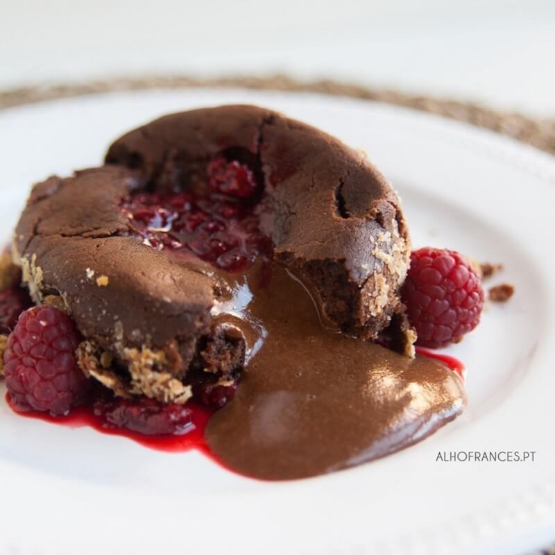 Vegan Petit Gâteau