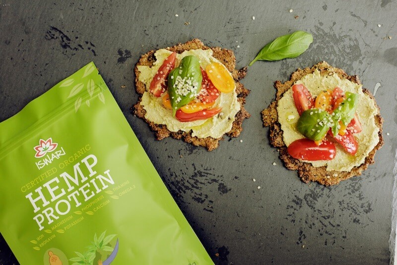 Hemp Pizza