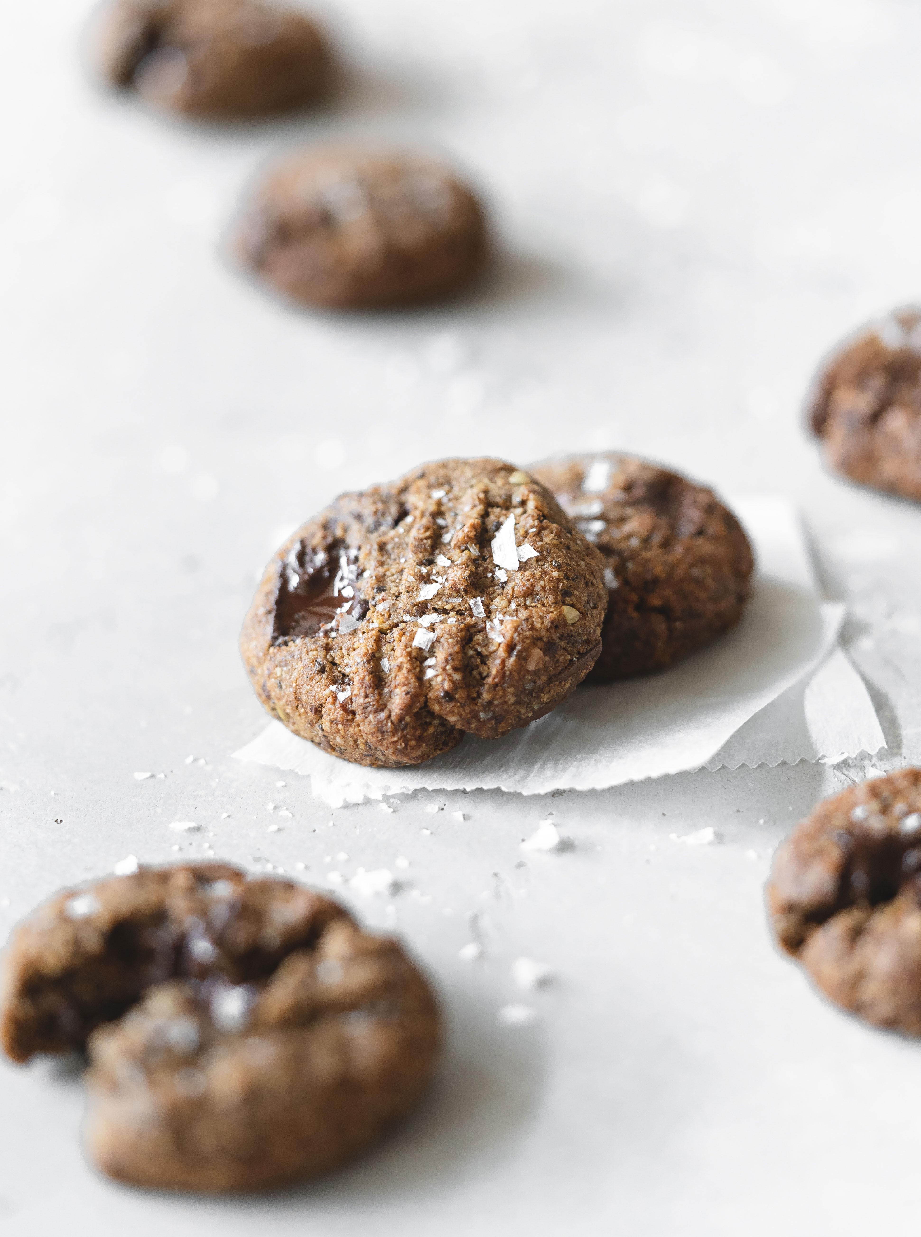 Biscoitos de Despertar de Buda de Maca
