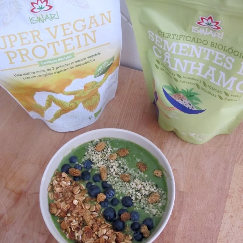 Protein Queen Ahimsa Bowl