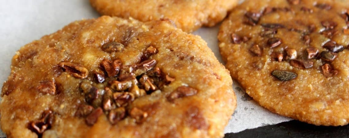 Cookies Crus Au Mélange Exotica