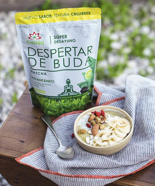 Yogur Vegetal De Coco C / D. Buda Matcha