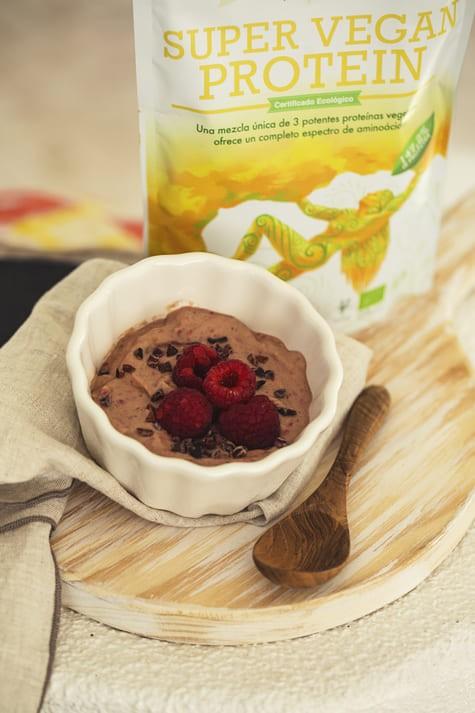 Bowl Proteico De Crema De Cacahuete