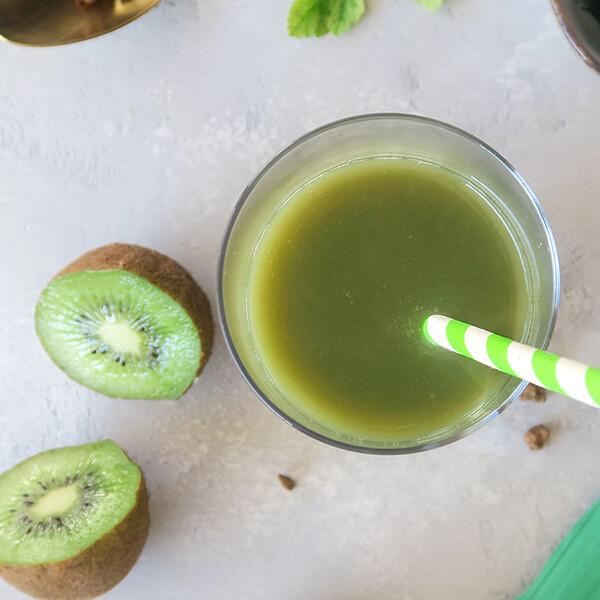 Zumo de Manzana y Limón