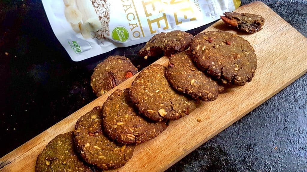 Cookies Sans Gluten Aux Amandes
