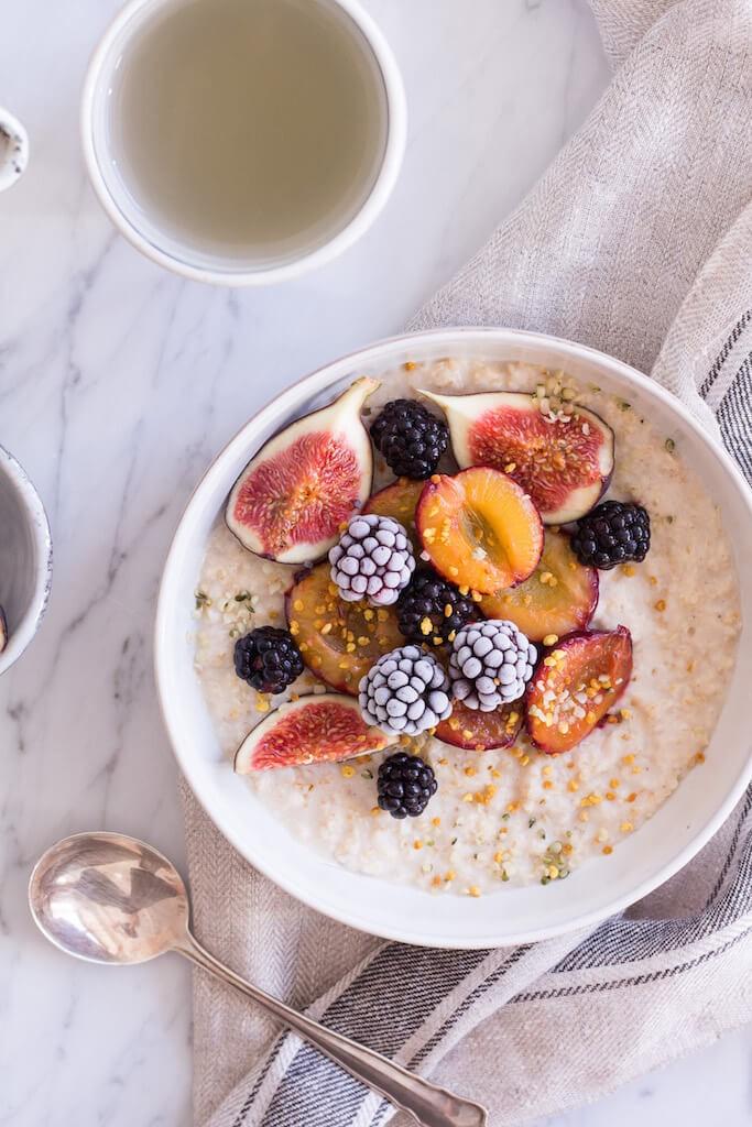 Porridge Of Quinoa