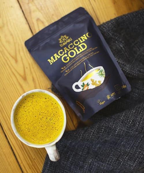 Leche Dorada - Macaccino Gold