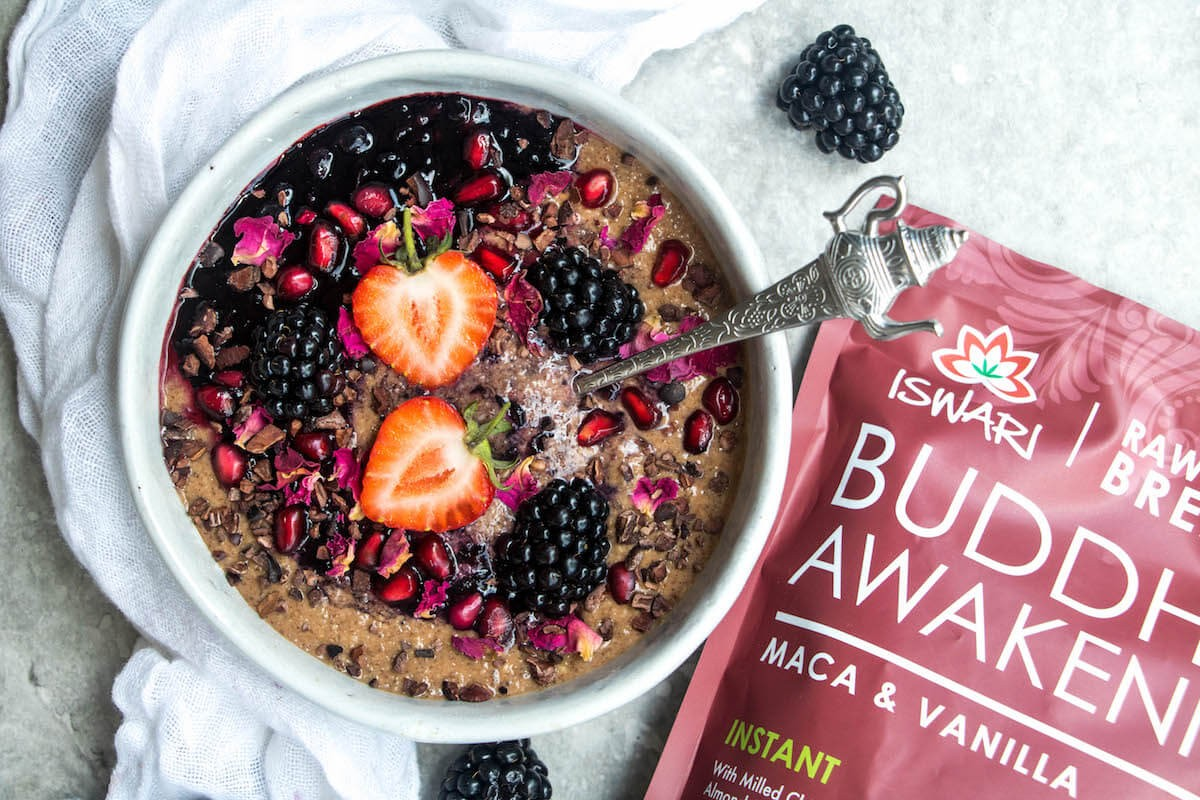 Bowl Buddha's awakening Maca And Vanilla