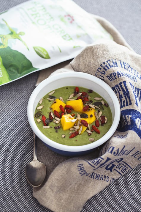Super Green Protein Bowl
