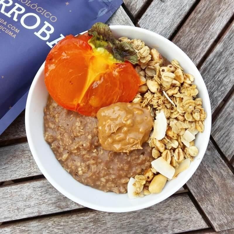 Porridge di Avena e Macarruba